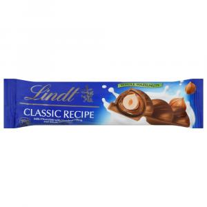 Lindt Classic Recipe Milk Chocolate With Hazelnut