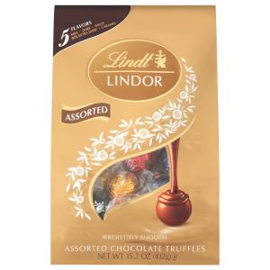 Lindt Assorted Chocolate Truffles