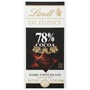 Lindt Excellence 78% Cocoa Bar