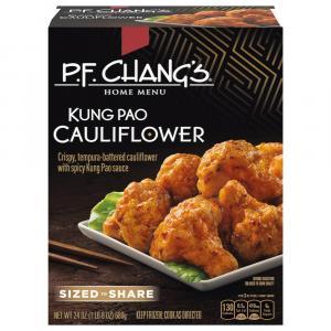 P.F. Chang's Kung Pao Cauliflower