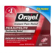 Orajel Maximum Strength Gel