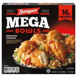 Banquet Mega Bowl Kung Pao Chicken