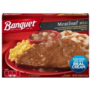 Banquet Classic Meatloaf