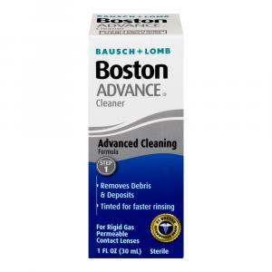 Bausch + Lomb Boston Advance Cleaning Solution