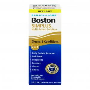 Bausch + Lomb Boston Simplus Solution