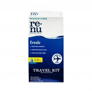 Bausch + Lomb Renu Travel Kit