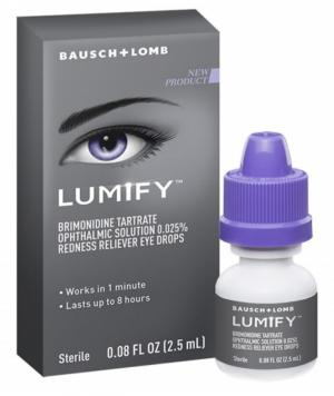 Lumify Redness Reliever Eye Drops