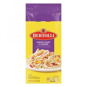 Bertolli Classic Shrimp Scampi & Linguine Meal For 2
