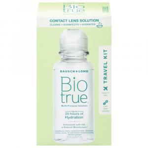 Biotrue Multipurpose Solution Travel Pack