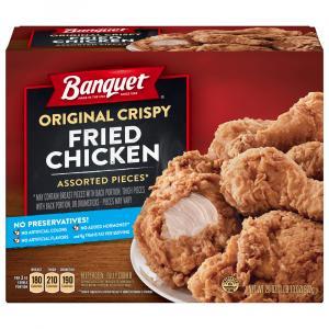 Banquet Crispy Fried Chicken