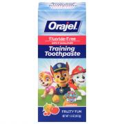 Orajel Paw Patrol Toddler Training Toothpaste