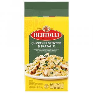 Bertolli Classic Chicken Florentine & Farfalle