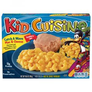 Kid Cuisine Catch A Wave Mac & Cheese