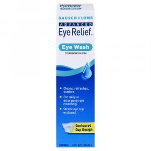 Bausch + Lomb Eye Wash Solution