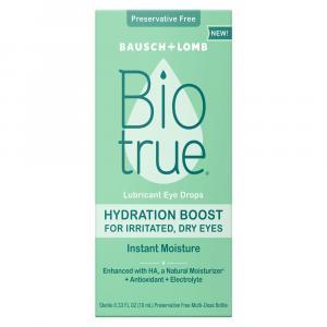 Biotrue Hydration Boost Instant Moisture Dry Eyes