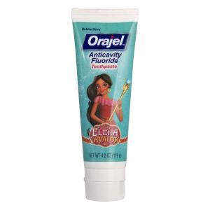 Orajel Elena Of Avalor Anticavity Fluoride Toothpaste