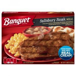 Banquet Classic Salisbury Steak