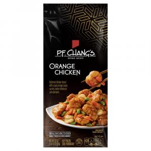 P.f. Chang's Orange Chicken Meals For 2