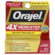 Orajel Severe Pain Relief Gel