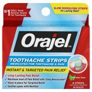 Orajel Toothache Strips
