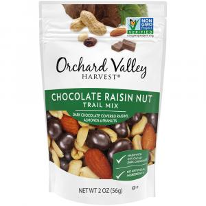 Orchard Valley Harvest Chocolate Raisin and Nut Trail Mix