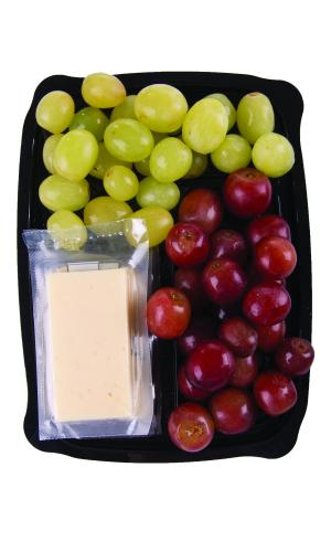 Snack Pack Grapes & Cheese