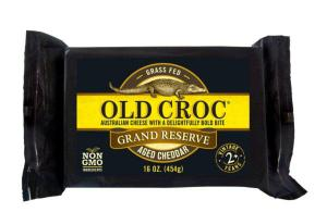 Old Croc Grand Reserve Aged Cheddar