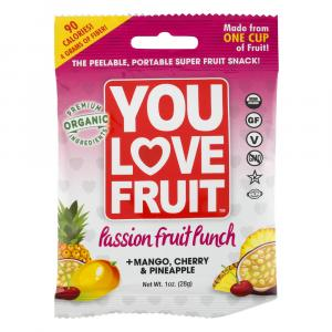 You Love Fruit Passion Fruit Snack