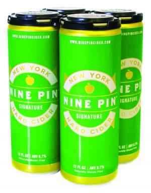 Nine Pin Signature Hard Cider