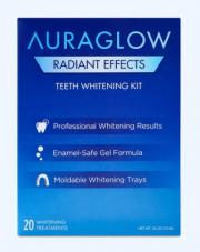 Auraglow Deluxe Home Teeth Whitening System
