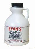 Ryan's Sugar Shack Pure Maple Syrup