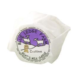 Blue Ledge Farm Crottina Goat's Milk Cheese