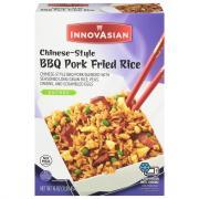 InnovAsian BBQ Pork Fried Rice