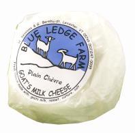 Blue Ledge Farm Plain Chevre Goat's Milk Cheese