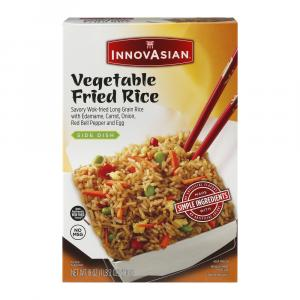 InnovAsian Vegetable Fried Rice