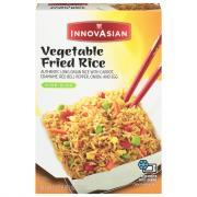InnovAsian Vegetable Fried Rice