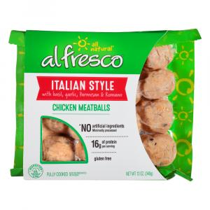 Al Fresco Italian Chicken Meatballs