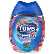Tums Chewy Bites Assorted Berries