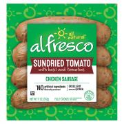 Al Fresco Tomato Basil Chicken Sausage