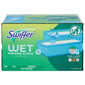 Swiffer Wet Fresh Cleaning Pads