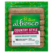 Al Fresco Country Style Breakfast Sausage
