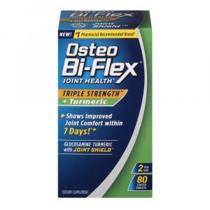 Osteo Bi-Flex Joint Health Triple Strength + Turmeric