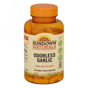 Sundown Odorless Garlic