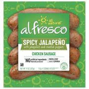 Al Fresco Spicy Jalapeno Chicken Sausage