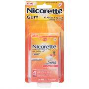Nicorette 4mg Fruit Chill Gum