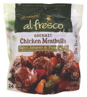 Alfresco Spicy Jalapeno Meatballs