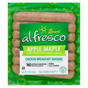 Al Fresco Apple Maple Chicken Sausage