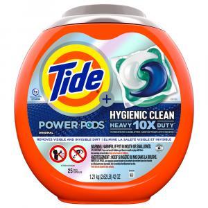 Tide Power Pods Hygienic Clean Original Scent