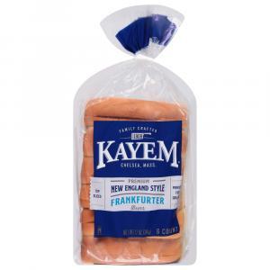 Kayem New England Style Hot Dog Roll