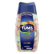 Tums Ultra 1000 Assorted Fruit Chewable Antacid Tablets
